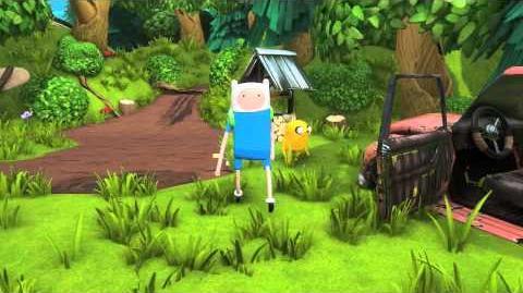 Adventure Time- Finn & Jake Investigations Teaser Trailer - Little Orbit