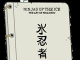 Lista de Poderes de Ninjas Helados