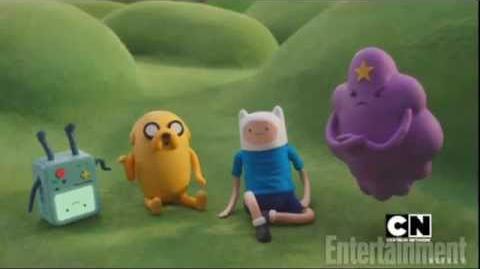 Adventure Time SDCC - Bad Jubies (Sneak Peek)