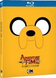 AdventureTime S5 DVD