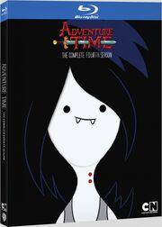 AdventureTime S4 DVD