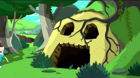 Adventure Time - Vault of Bones (long preview)