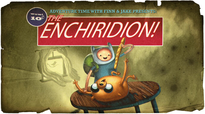 The Enchiridion! (Title Card)