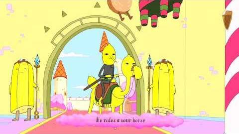 Adventure Time - Candy Kingdom