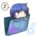 Kaito gallery icon by juicebox tea-d4n3vf4