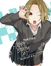 Yuki Birthday Artwork 2020