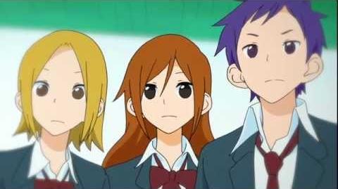 OVA「堀さんと宮村くん」30秒PV-1