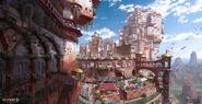 Arte Conceptual de Meridian 2