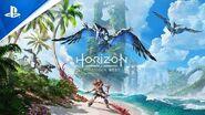 Horizon Forbidden West - Guerrilla Talks PS5