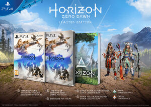 Horizon Zero Dawn Limited Edition
