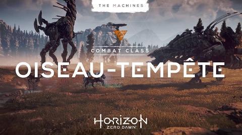 Horizon Zero Dawn en exclu sur PS4 le 1er mars - Les machines Oiseau Tempête