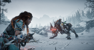 Horizon Zero Dawn - The Frozen Wilds - 1