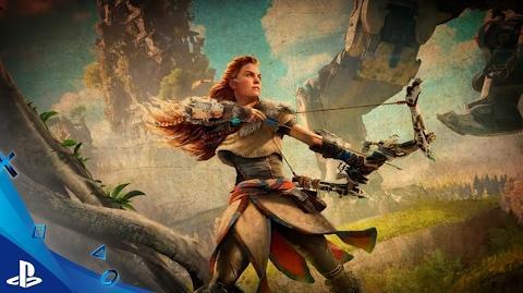Aloy, el nuevo icono de PlayStation - Horizon Zero Dawn