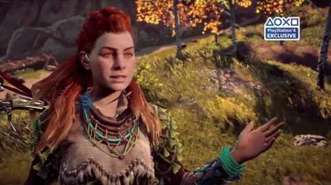 Horizon Zero Dawn sur PS4 le 1er mars 2017 - Vidéo de gameplay PlayStationE3 2016
