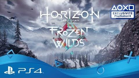 Horizon Zero Dawn The Frozen Wilds - L'univers du jeu Disponible Exclu PS4