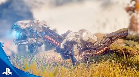 Horizon Zero Dawn - E3 2016 Bringing the Watchers to Life PS4