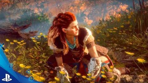 Horizon Zero Dawn Secretos del pasado PS4