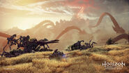 Horizon Forbidden West - captura de pantalla 2