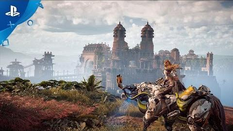 Horizon Zero Dawn - Story Trailer PS4