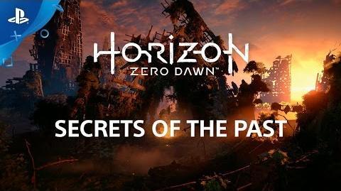 Horizon Zero Dawn - Secrets of the Past Video PS4