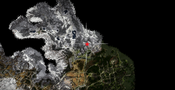 Flatirons map