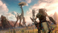Horizon Zero Dawn Approach