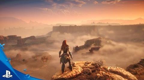 Horizon Zero Dawn - E3 2016 Gameplay Video Only on PS4-0