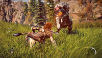 Horizon Zero Dawn Aloy watcher