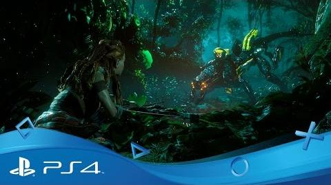 Horizon Zero Dawn PSX 2016 Machines Trailer PS4