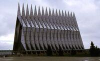 1024px-USAF Academy Chapel 2