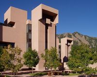 National Center for Atmospheric Research - Boulder, Colorado