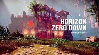 Horizon Zero Dawn - Music & Ambience - Sunstone Rock