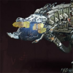 Thunderjaw-Cannon