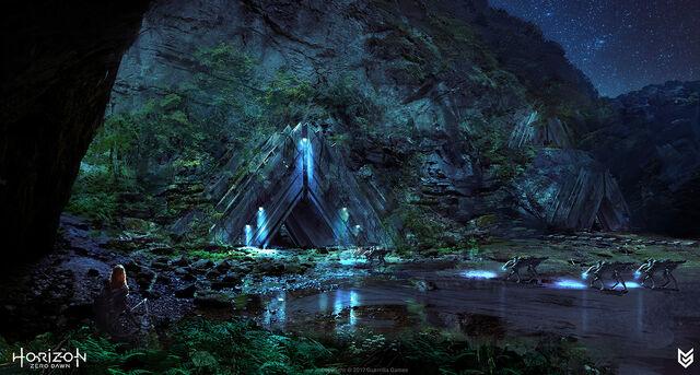 File:Lloyd-allan-cauldron-entrance-night.jpg