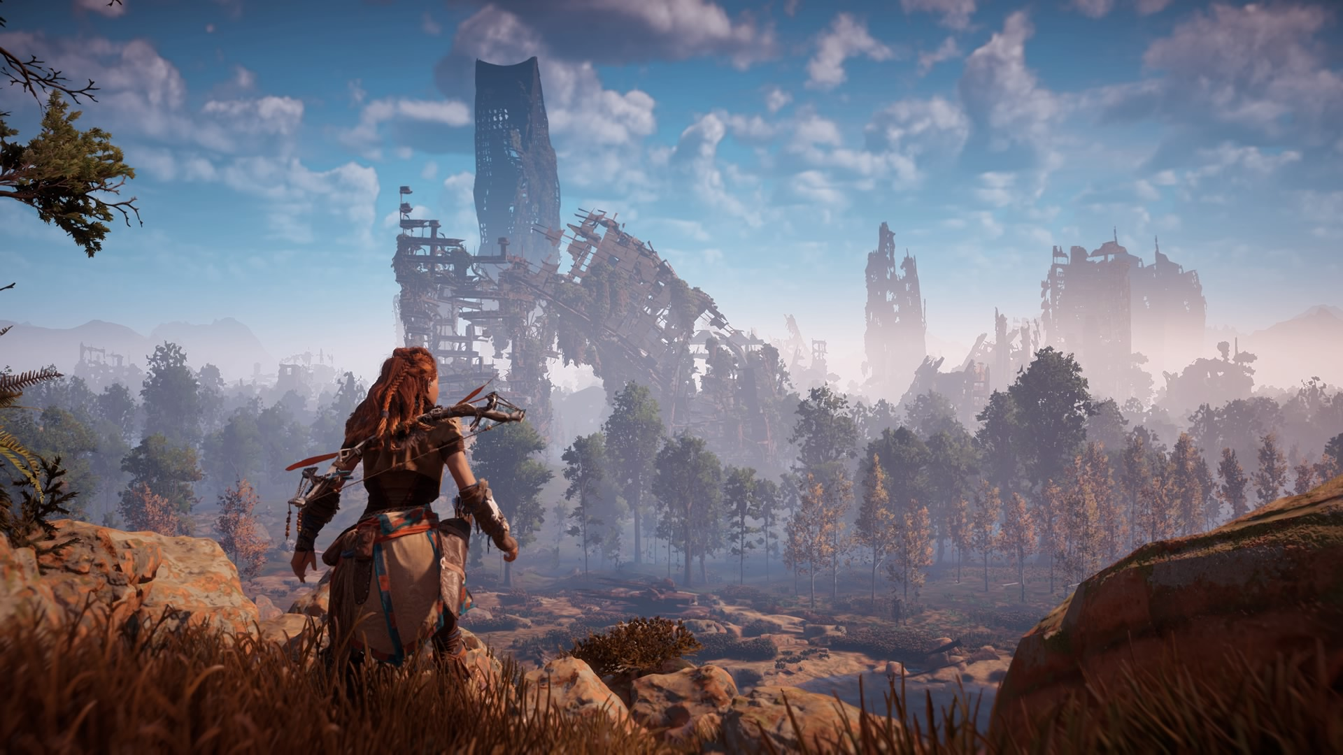 Horizon Zero Dawn Karte Ruinen.Teufelsleid Horizon Zero Dawn Wiki Fandom Powered By Wikia