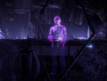 Patrick BK hologram