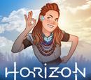 Horizon Zero Dawn (PlayStation Messages sticker set)