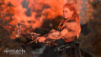Horizon Zero Dawn Aloy Stalking 2