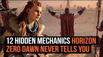 12 hidden mechanics Horizon Zero Dawn never tells you about