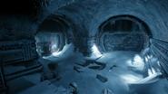 Firebreak tunnel