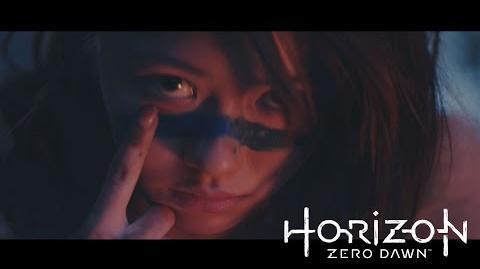 『Horizon Zero Dawn』実写プロモーションビデオ「ハンターの決意」 A SOLITARY HUNTRESS 山本舞香-0