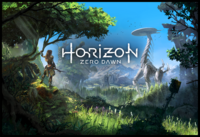 Horizon Zero Dawn E3 Key Art Thunderhawk