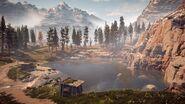 Forsaken Village Lake