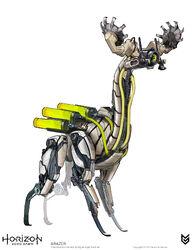 Miguel-angel-martinez-horizon-zero-dawn-grazer-robot-concept-art