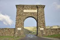 RL Roosevelt Arch