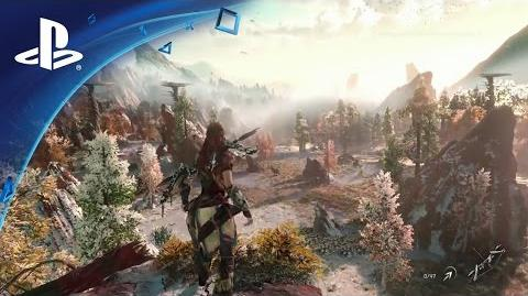 Horizon Zero Dawn - Gameplay Walkthrough PS4
