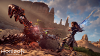 Horizon Zero Dawn Snapmaw 3