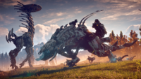 Horizon Zero Dawn Thunderjaw Tallneck