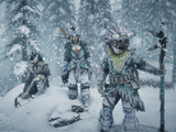 The Hunters Three