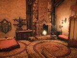 Olin's Apartment